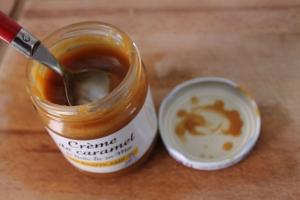 Salted butter caramel