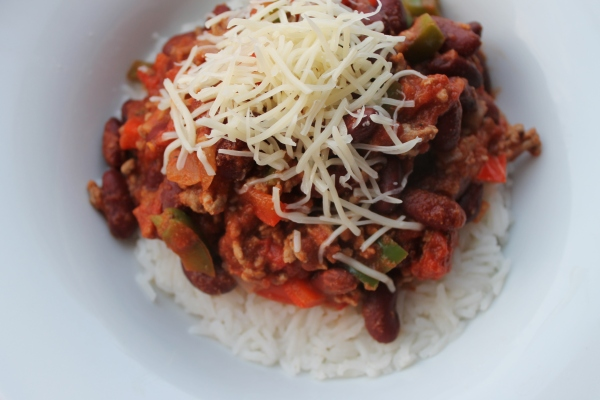 Chili con or sin carne - Culinary Correspondence Blog