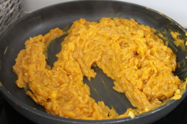 Butternut squash faux risotto recipe 2